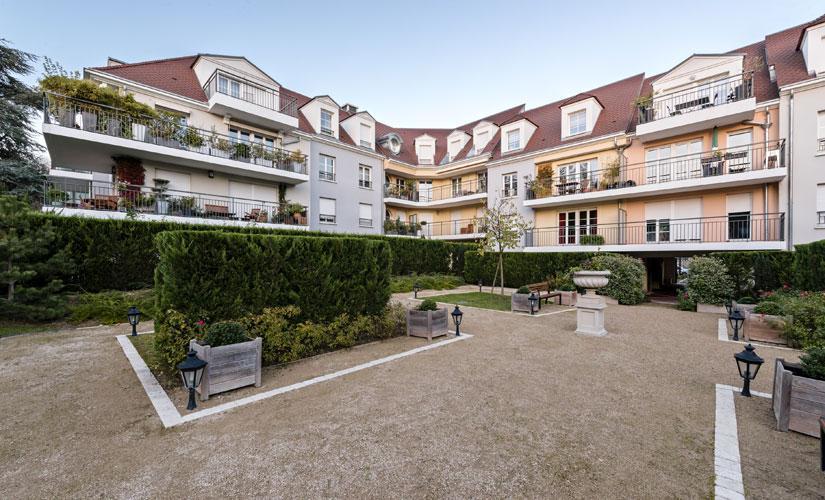 Villa Mélina - Châtenay-Malabry réalisation Groupe Axho