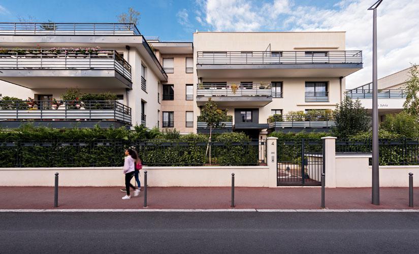 Villa Sylvia - Chatou réalisation Groupe Axho