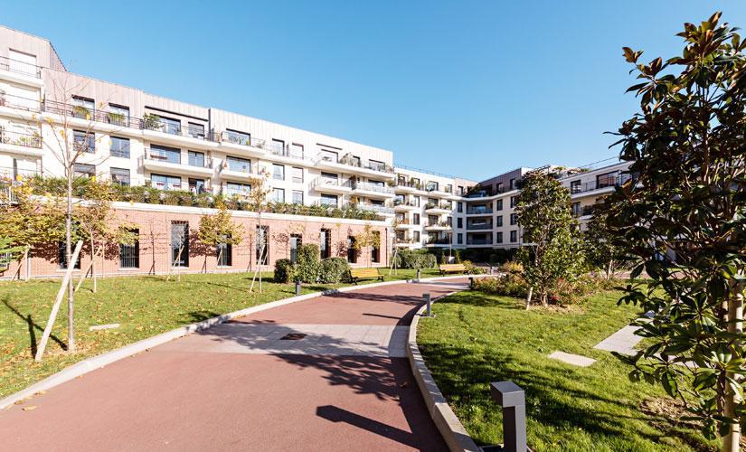 Villa Ariana - Montrouge réalisation Home Ingéniérie