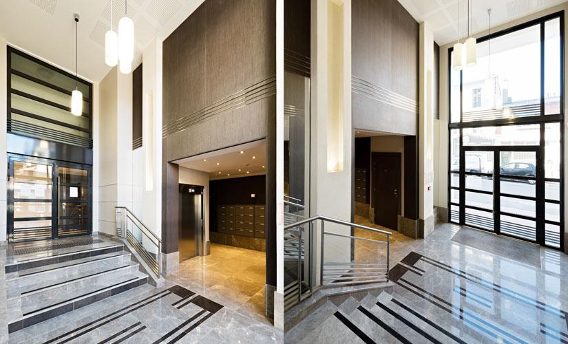 Villa Eugenia - Montrouge réalisation Groupe Axho