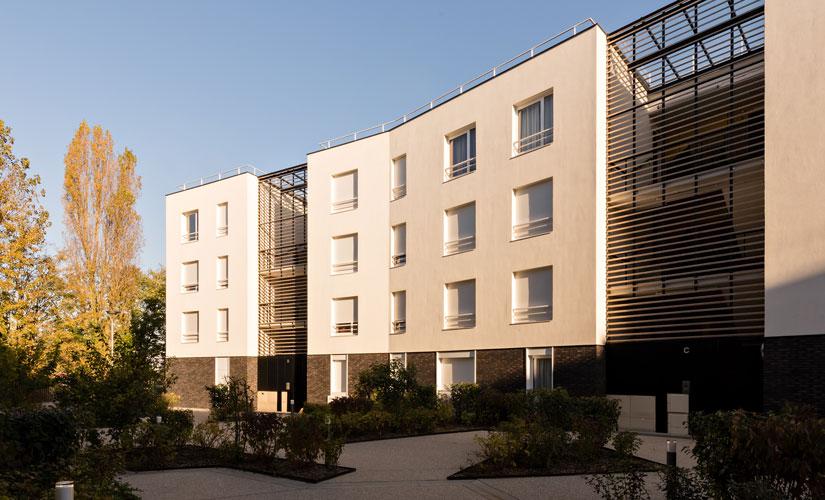 Danaïde - Palaiseau réalisation Groupe Axho