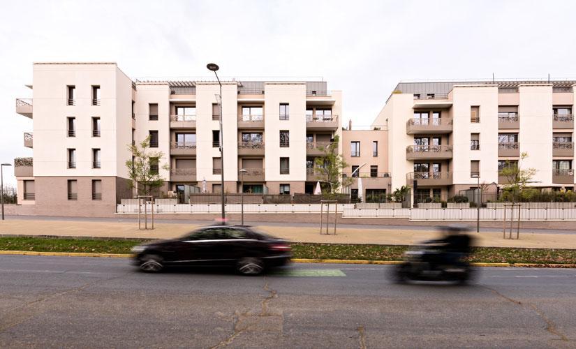 Le domaine du trident - Saint-Cyr-l'École réalisation Home Ingéniérie