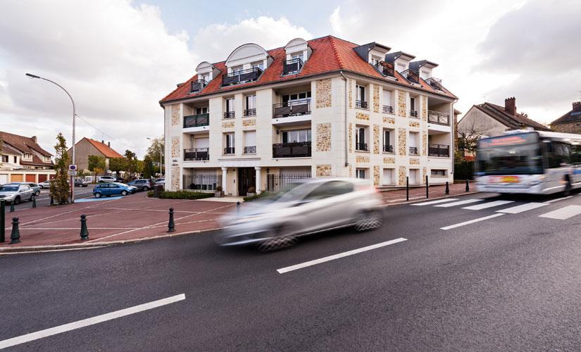 Villa Alicia - Saint-Cyr-l'École réalisation Groupe Axho