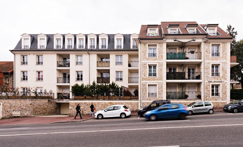 Villa Anabella - Saint-Cyr-l'École réalisation Groupe Axho
