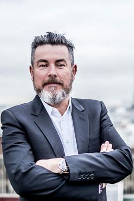 François Pouriel, Président du Groupe Axho